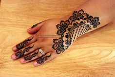 Easy design by NJ's henna art Mehndi Simple, Simple Mehndi Designs, Henna Art, Hand Henna, Mehndi Designs For Beginners, Hand Tattoos