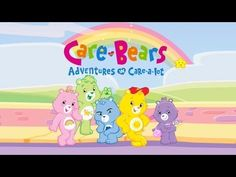 This video is copyrighted and is for entertainment purposes only! The Care Bears are characters created by American Greetings in 1981 for use on greeting car. Funshine Bear, Cube Games, Bear Coloring Pages, Colouring, Baby Hug, Green Fur, Morning Cartoon, Japan Games, Cute Pastel Wallpaper