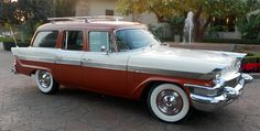 1957 Packard Clipper Wagon