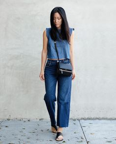 7 Ways To Pull Off An All-Denim Look
