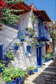i colori della Grecia...