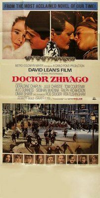 Doctor Zhivago (1965) movie #poster, #tshirt, #mousepad, #movieposters2
