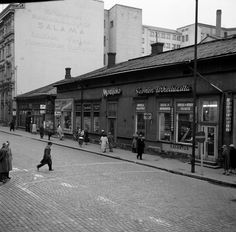 Salama, Helsinki, Old Photos, Finland, Street View, Dreams, Architecture, Vintage, Old Pictures