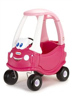 Little Tikes Princess Cozy Coupe Ride-On Solo $38 Enviado! (reg. $54.99)