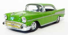 1/64 diecast collector: 1957 CHEVROLET BEL AIR (AUTO-DRIVERS rel.23no.14) ...