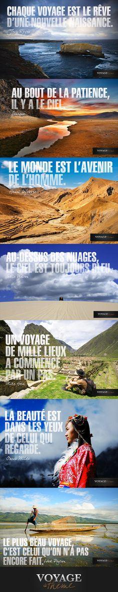 Citations Voyage à Thème