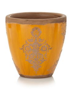 Villa Ceramic Mug, Mustard at Last Call by Neiman Marcus.