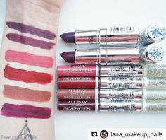 Dark Red, Lip Colors, Seventeen, Lipstick, Cosmetics, Nails, Makeup, Instagram Posts, Photos