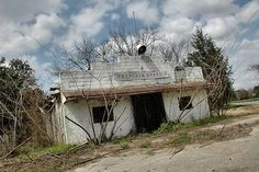 Ghost Towns in North Georgia | Pretoria GA Dougherty County Ghost Town Abandoned Country Store Rural ...