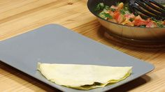 Spinat Crepe