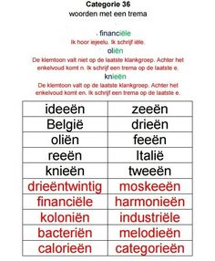 Kids Education, Grammar, Language, Teaching, Dutch, Jasper, Ideas, Holland, Dyslexia