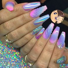 "1,842 Likes, 11 Comments - Ana karpova (@malishka702_nails) on Instagram: ""Nails by Thalya!"""