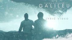 Galileu - Lyric Video Fernandinho [Lançamento 2015]