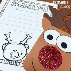 Reindeer freebie!