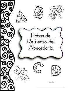 fichas de repaso del abecedario (1) Spanish Lessons, English Class, Leo, Preschool Education, Reading Workshop, Spanish Courses, Lion, English Lessons