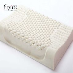 High Quality Contour Massage Natural Latex Pillow for Adult With Velvet Outer Cervical Health 60*40*12/10cm Free Shipping R-065