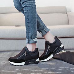 Keys To Finding The Best Sneakers For Women. Are you shopping for the best sneakers for women? If so, you will want to try to find some of the best options in the marketplace to ensure that you are ab Sneakers For Sale, Girls Sneakers, Best Sneakers, Winter Heels, Adidas Zx, Womens Fashion Sneakers, Platform Shoes, Types Of Shoes, Running Shoes