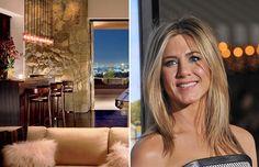 Indret dit hjem som: Jennifer Aniston