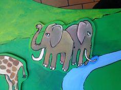 Dyr elefanter