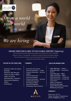 43 Best Hospitality Job Openings Dubai images in 2019