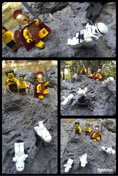 This is Sparta   Geekoteca Labs   Lego
