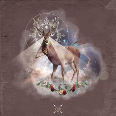 In Deer We Trust by DeerDandy