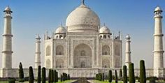 World Heritage Sites - Agra - Taj Mahal