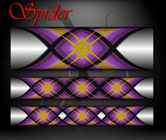 New Spider step by step Custom Rod Building Cross Wrap Pattern Facebook Page - Ademir Romano