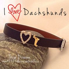 TRICIA DZIERWA | Founding Independent Designer, KEEP Collective ~ E | tdzierwa@bex.net ~ Facebook | https://www.facebook.com/TriciaDzierwaJourney ~ http://www.keep-collective.com/with/Tricia      #bracelets #jewelry #personalized #KEEPcollective #KEEPstyle #dachshunds