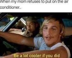 When my mom refuses to put on the air conditioning Funny Friday Memes, Friday Humor, Funny Jokes, Funny Food, Funny Comedy, Top Memes, Best Memes, Dankest Memes, Best Funny Photos