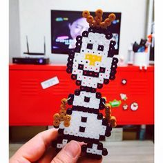 Olaf Perler Beads