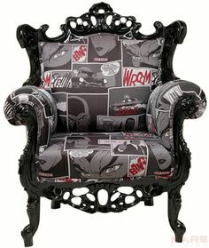 oh how I want this armchair!!!