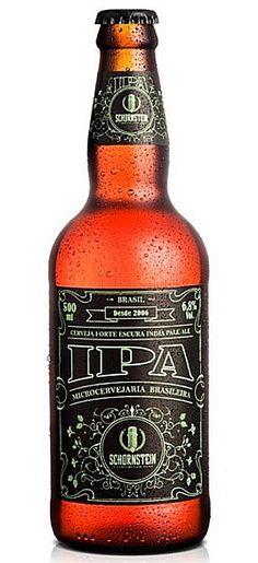 Cerveja Schornstein India Pale Ale, estilo India Pale Ale (IPA), produzida por Cervejaria Schornstein, Brasil. 6.5% ABV de álcool.