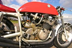 MV Agusta 500cc Grand Prix Racing Motorcycle