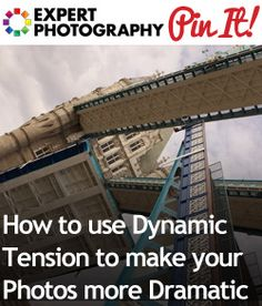 How to use Dynamic Tension to make your Photos More Dramatic. Lots of info here.