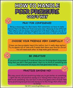an article on peer pressure