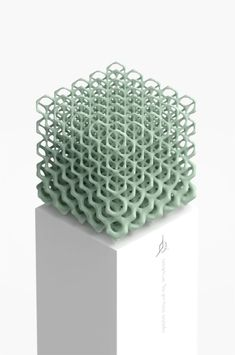 Industrial Design Trends and Inspiration - leManoosh Cool Patterns, Textures Patterns, Pocket Craft, Packaging Design, Branding Design, 3d Printed Objects, 3d Mesh, 3d Figures, 3d Pattern