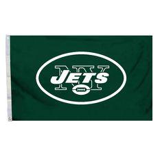 Logo Flag - 3Ft x 5Ft - New York Jets