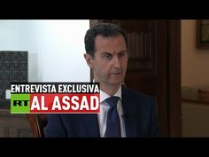 """Al Assad: """"Alepo es la última carta que Occidente podía jugar en el campo de batalla sirio""""- Videos de RT"""