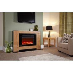 Designer Fire - Electriflame London Suite 22''