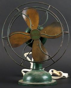 Signal Electric Antique Electric Fan
