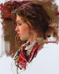 Daniel F. Gerhartz 1965 | American Impressionist Figurative painter | Tutt'Art@ | Pittura * Scultura * Poesia * Musica |
