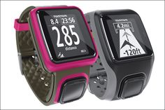TomTom Runner and TomTom Multi Sport GPS Watches