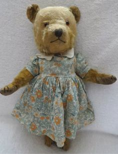 1940s vintage Teddy bear