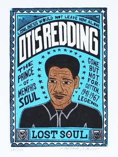 Otis Redding.... not one song of his that doesnt cut straight to my core. love