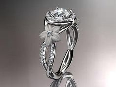 I found 'platinum diamond leaf and vine wedding by anjaysdesigns on Etsy' on Wish, check it out!