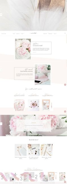 Introducing Hello Luv, a WordPress Theme designed with the Creative Service Providers in mind. Creative stash is made with this theme.  #afflink  #affiliate