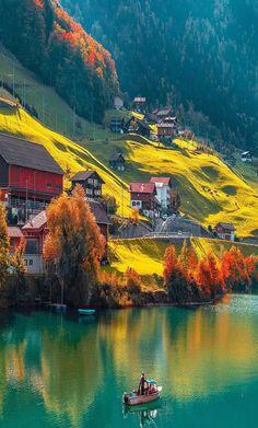 Lungern, Switzerland! - Błażej Gruszczyński - Google+