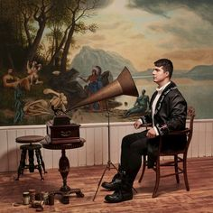 Jeremy Dutcher was inspired to write his Polaris Music Prize-winning album Wolastoqiyik Lintuwakonawa after listening to century-old archival recordings of Wolastoq songs in a language now spoken by fewer than 100 people. Kylie Minogue, Zombies, Thirty Seconds To Mars, Hip Hop, Vinyl Store, Arcade Fire, Pochette Album, Large Artwork, Album Of The Year
