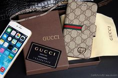 6e8df898e9cd72 Exclusive Gucci iPhone 6 Plus Wallet Cases for Women Fashion - Street Style